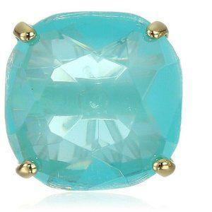 Kate Spade Square Turquoise Stud Earrings